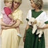 Princess Diana and a few of her pets