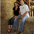 NASCAR couple shares passion for sheltering goats, rabbits, birds, exotic reptiles and even a cow on 177-acre property north of Charlotte.