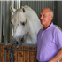 Doug Dahmen with Dakar El Jamaal the grandsire of Luxemere Markezza