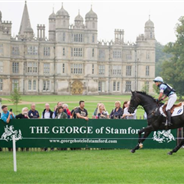 SO EXCITING - Burghley Horse Trials on TV
