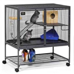 chinchilla cages top 8 tips for buying pedegru. Black Bedroom Furniture Sets. Home Design Ideas